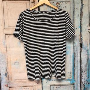 J.Crew T-shirt Lot (2) Size L